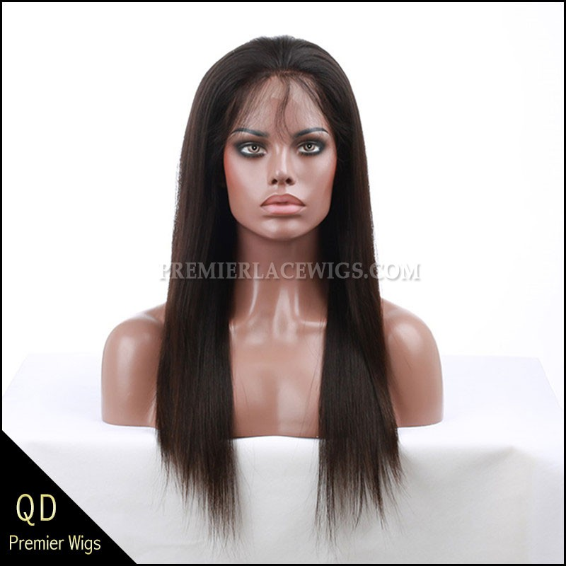 Lace Front Wigs 100 Percent Human Hair