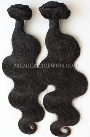 Body Wave Peruvian Virgin Hair Weave 2 Bundles Hair Deal