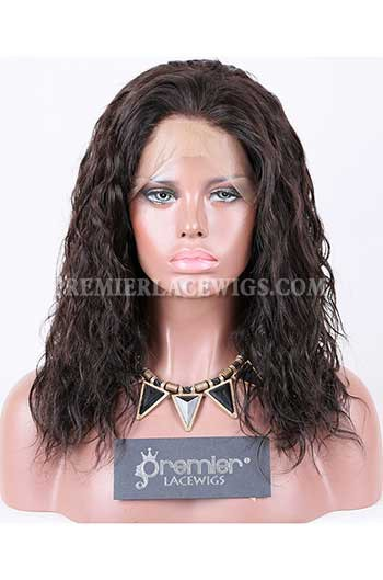 Clearance 360 Lace Wig,Loose Curl,Indian Remy Hair,Natural Color,24 inches,150% Thick,Light Brown Lace,