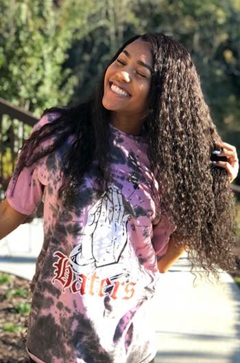 Kay and Kosh's Deep Body Wave Brazilian Virgin Hair Full Lace Wigs