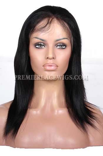 Indian Remy Hair 1  12inches Large Size Body Wave Clearance Full Lace Wigs 10a0e3302
