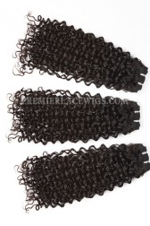 Brazilian Virgin Hair Weave Water Wave 4ozs thick Hair 3 Bundles Deal