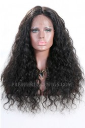 "Deep Body Wave 6"" Deep Part 360° Lace Wigs,Indian Remy Hair,150% Thick Density,Pre-Plucked Hairline,Removable Elastic Bands"