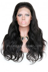 Body Wave Indian Remy Hair 360° Lace Wigs,150% Thick Density ,Pre-Plucked Hairline