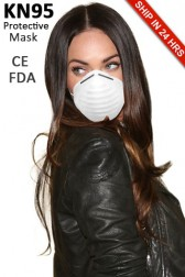 Personal Protective Safety Mask KN95. Stay Safe,Stay Healthy!