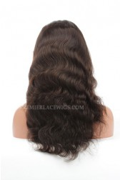 Full Lace Wigs Chinese Virgin Hair Body Wave