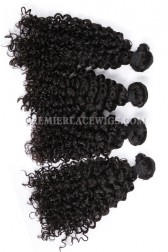 Peruvian Virgin Hair Water Wave Hair Extension 4 Bundles Deal