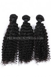 3 Bundles Hair Deal Deep Wavy Indian Virgin Human Hair Extension