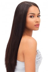 Custom Made Full Lace Wigs 100% Hand-Tied,Malaysian Virgin Human Hair Silky Straight [Production Time 60 working days]