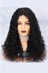 150% Density Affordable Lace Wig Wet Wavy Indian Remy Hair,Average Cap Size {Production Time 10 working days}