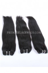 Luxury Brazilian Virgin Hair Weave Silky Straight 4ozs Thick Hair 3 Bundles Deal