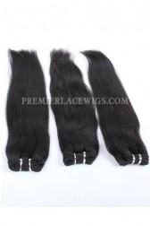 Luxury Brazilian Virgin Hair Weave Silky Straight 4ozs Thick Hair 3 Bundles Deal