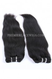 Luxury Brazilian Virgin Hair Weave Silky Straight 4ozs Thick Hair 2 Bundles Deal