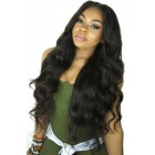 Body Wave Brazilian Virgin Hair Improved 360°Anatomic Lace Wigs,150% Thick Density ,Pre-Plucked Hairline
