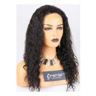 Clearance Full Lace Wig,Brazilian Curl,Indian Remy Hair,18inches,Natural Color,120% Density,Small Size