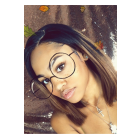Kay and Kosh's Brown Ombre Bob Style Lace Front Wig