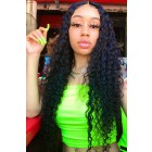 30 Inches Extra-Long Hair,Deep Wave 360 Lace Wig,Pre-Plucked Hairline