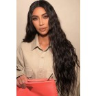 "30 Inches Extra-Long Hair Natural Wave, 6"" Deep Part Lace Frontal Wig,Pre-Plucked Hairline"