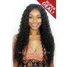 Brazilian Virgin Hair Gorgeous Sexy Big Curls Full Lace Wigs,Natural Color,180% Density,Medium size