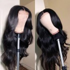 Full Lace Wigs 100% Hand-Tied, Gorgeous Wavy Indian Remy Human Hair [Pre-order Now,Ship On October]