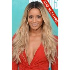 Ciara Blonde Ombre Hair Lace Front Wig,22 inches