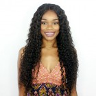 Full Lace Wigs 100% Hand-Tied, Brazilian Virgin Human Hair Gorgeous Sexy Big Curls [Pre-order Now,Ship On October]