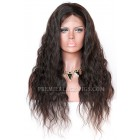 "Natural Wave 13""x4"" Lace Frontal Wig Indian Remy Hair"