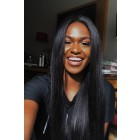 Kiitanaxo's Yaki Straight Indian Remy Hair Improved 360°Anatomic Lace Wigs