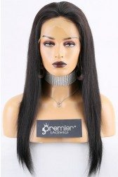 Full Lace Wigs Chinese Virgin Hair Silky Straight