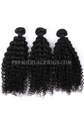 Water Wave Indian Virgin Human Hair Weaves 3 Hair Bundles Deal
