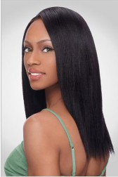 Full Lace Wigs 100% Hand-Tied, Brazilian Virgin Human Hair Silky Straight [Pre-order Now,Ship On October]