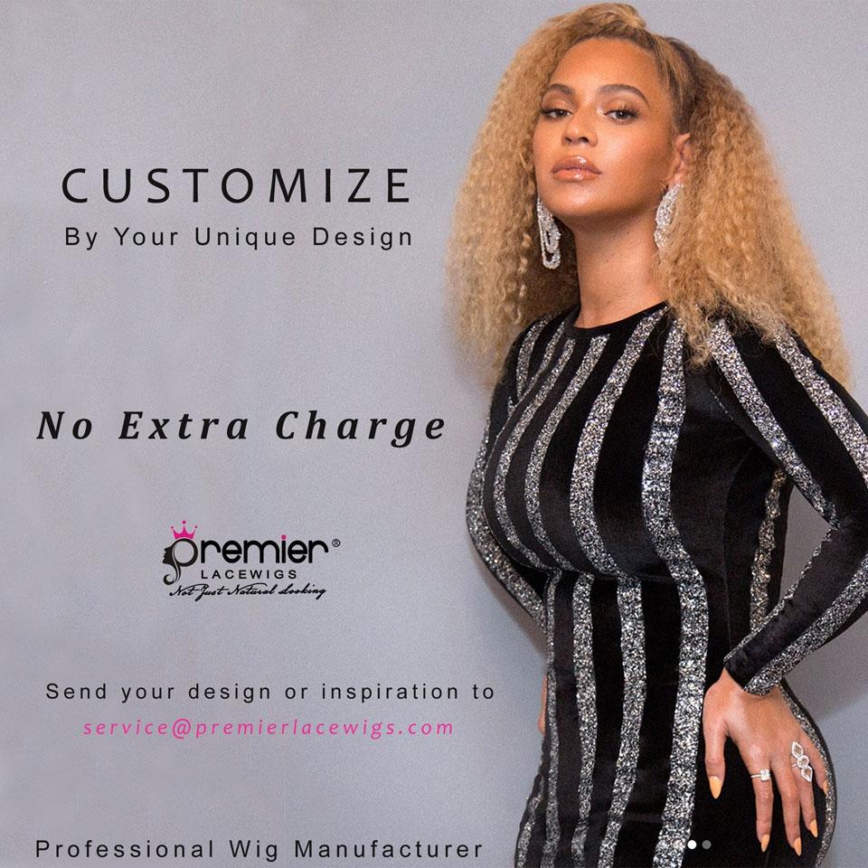 Customize A Unique Wig