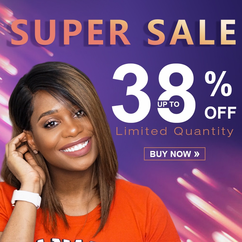 Super Sales For Lace Wigs of Limited Quantity