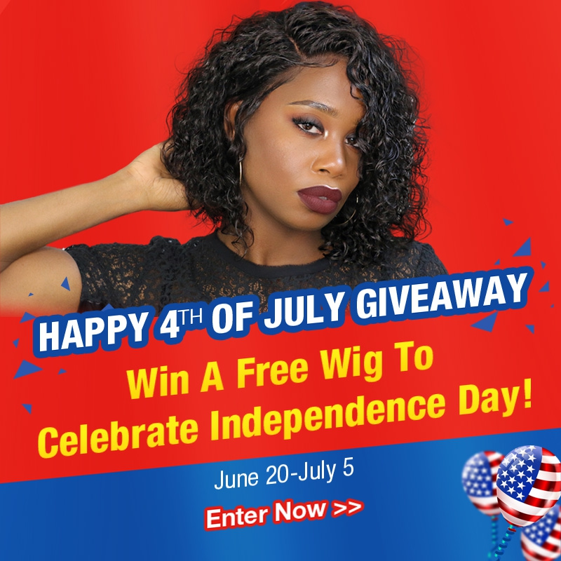 HAPPY 4TH OF JULY GIVEAWAY 2018