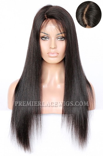 "New Arrivals 4.5"" Super Deep Part Lace Front Wigs"