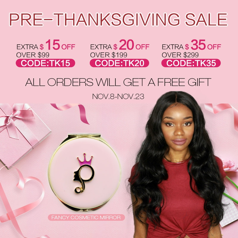 Pre-Thanksgiving sale 2017