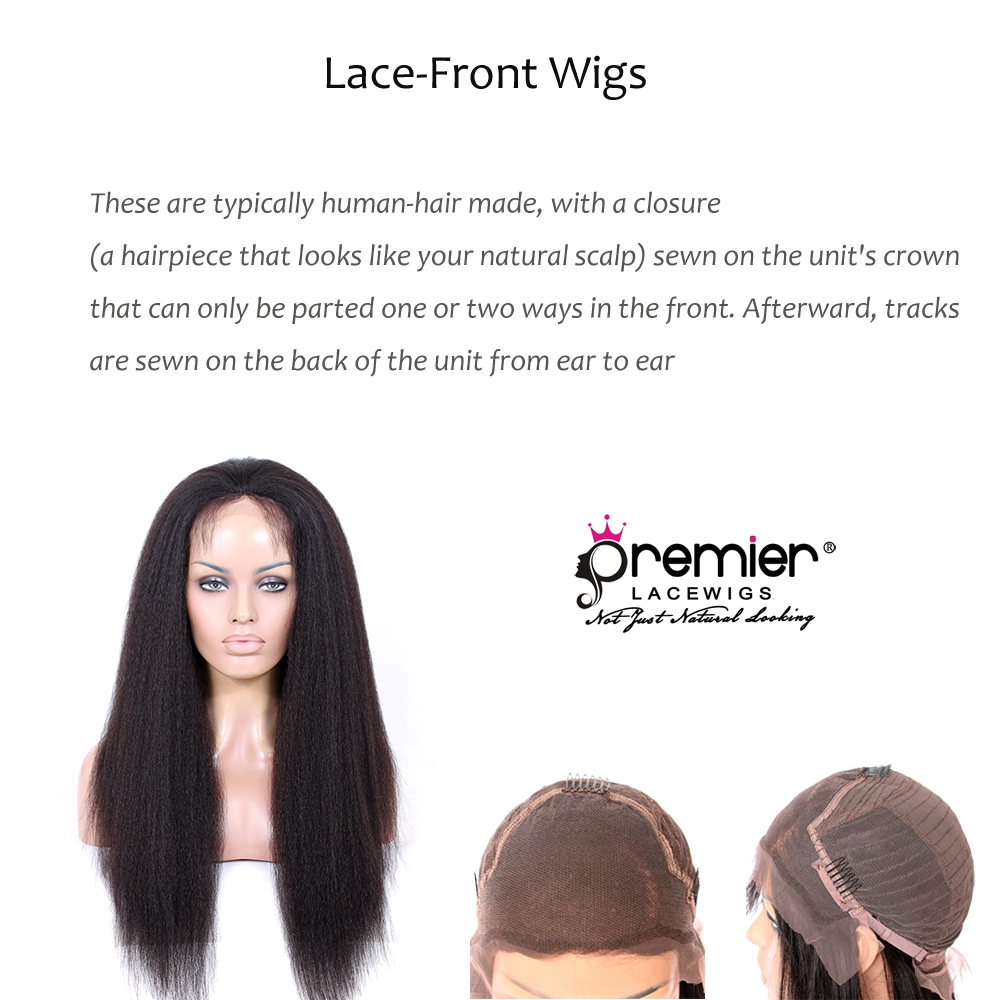 what is a lace front wig