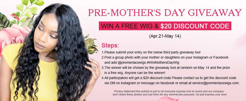 Pre-Mother's Day Giveaway 2017