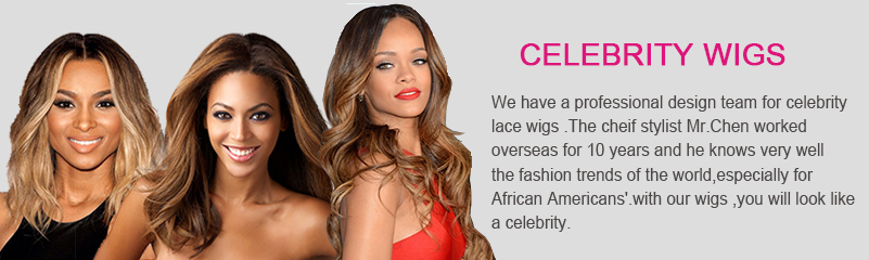 Celebrity Lace Wigs