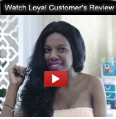 loyal customer review of lace wigs