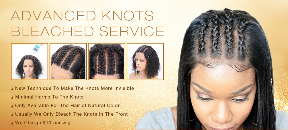 Advanced Knots Bleached Service