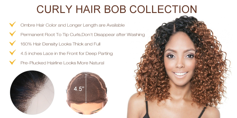 Curly Bob Collection